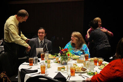 CSO Dinner; Fall 2013.