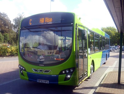 Cambridgeshire, 7 September 2013