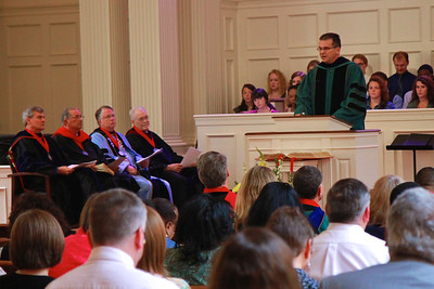 Gardner-Webb University's School of Divinity celebrates its 20th anniversary year with a special luncheon and annual convocation.