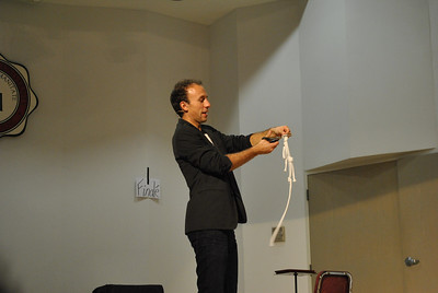Peter Boie, Magician for the Non-Believers.