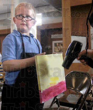Canvas kid