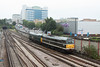 26 September 2013 :: 31190 & 31452 at Southampton working 0Z33 from Eastleigh to Totton