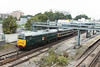 26 September 2013 :: 31190 & 31452 entering Southampton station working 0Z33 from Eastleigh to Totton