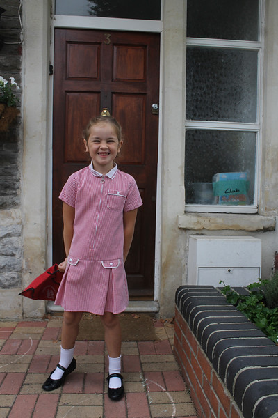 First Day Year 1