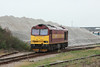 26 September 2013 :: 60065 running past the virtual quarry at Eastleigh