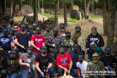 Arnold Air Society, The Goon Squad, & Philip's Birthday Party