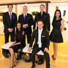 6338.jpg (Standing) ?, Wayne Kaleck, Michael Rose, Terena Robbins, (Seated) Schenell Crichlow, Thomas Cox
