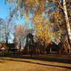 Skansen Olsztynek october 2013