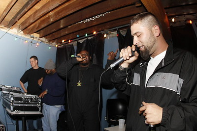 Billy Dee Regal | DJ Robbie Loco | Lord Subliminal | Originill O.I. | Sluggo's | 113013