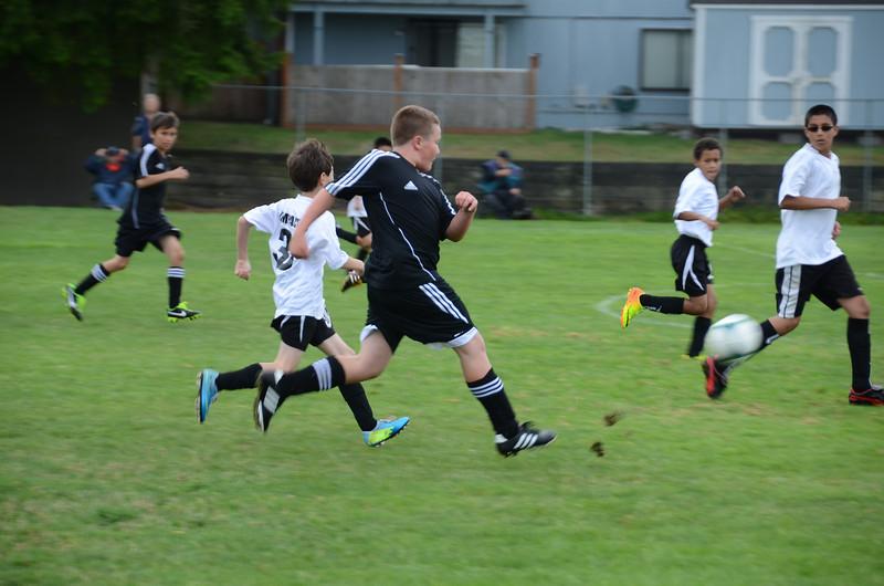 Nathan's game-winning kick!