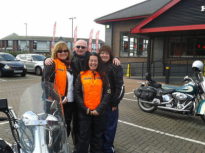 South Coast Ride, 20 Oct 2013