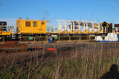 KFA 99709131001-8 at High Marnham test track.