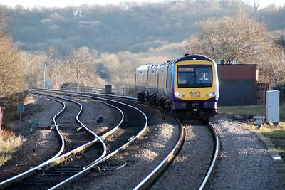 170303-170302 approaching Conisborough.