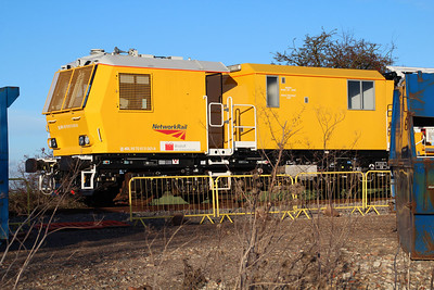 New MPV 99709131003-4 at High Marnham test track.