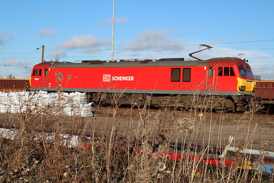 92015 in Doncaster Belmont awaiting to take back a railtour to Kings Cross later that day.