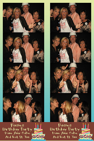 Rosie's Birthday Club Celebration September 26, 2013