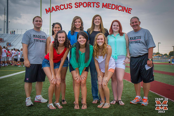 Sports Med / Trainers / Managers