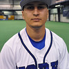#3	Isidro Carrizoza Jr.<br /> 	IF/RHP	6'0	190<br /> 	Senior	<br /> Glendale CC	<br /> Phoenix, AZ