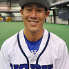 #7	Alec Abend	<br /> OF	6'1	205	<br /> Senior	<br /> Butte CC	<br /> Carmel, CA