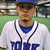 #28	Seth Jacob	<br /> RHP	6'6	200<br /> Junior	<br /> Iowa Central CC	<br /> Bennington, NE