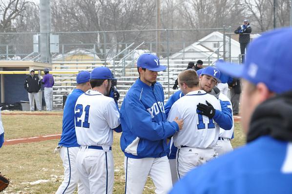 Baseball March 22nd