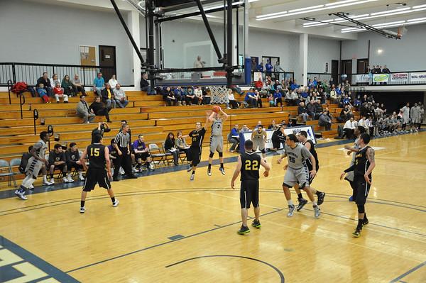 M Basketball Feb 22nd