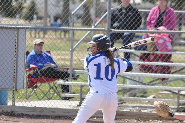 Softball April 2nd