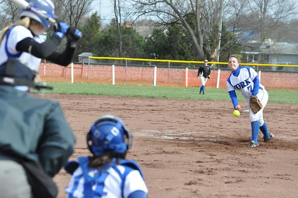 Softball April 15th