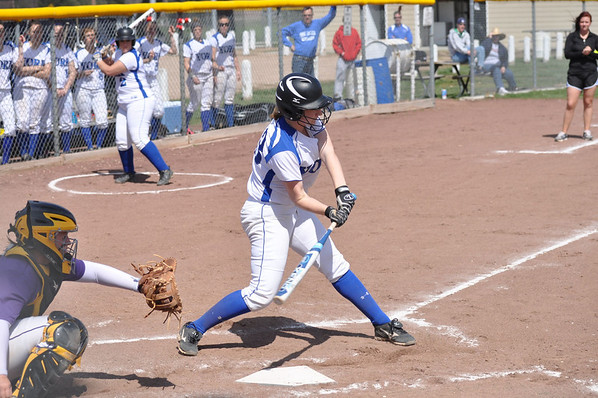 Softball April 24th
