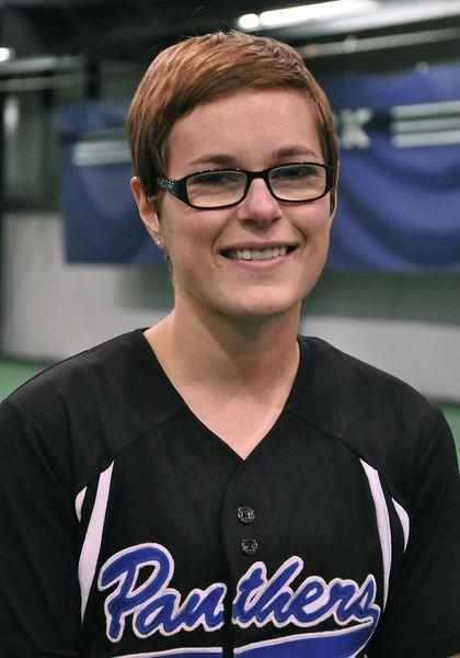 #8Tiffany Cole<br /> Pitcher<br /> Senior<br /> Big Bear City, CA