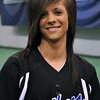 #13 Christina Hubl<br /> Infield<br /> Senior<br /> Lawrence, NE