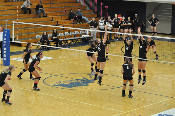 Volleyball Oct 30th