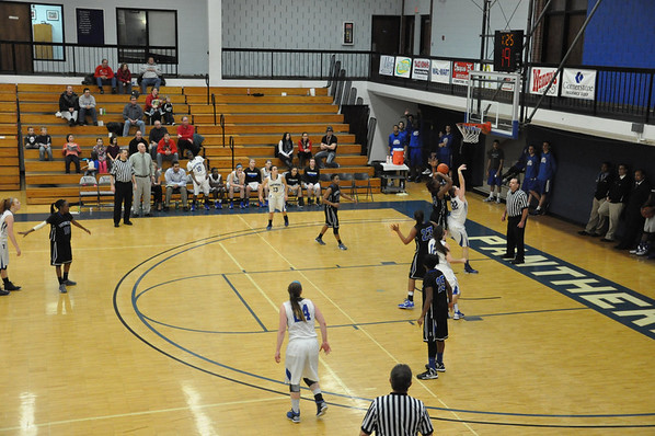 W Basketball Jan 11th