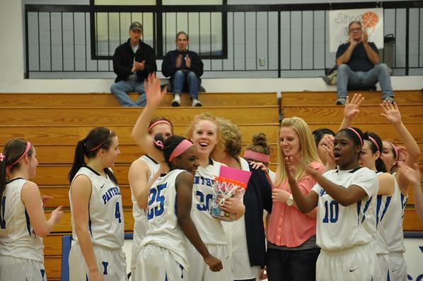 W Basketball Feb 5th