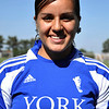 #3	Adiana Loya 	<br /> Sophomore	<br /> Forward/Mid	<br /> Aurora, CO