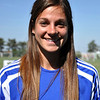 #4	Carrie Berzins <br /> 	Senior	<br /> Midfielder	<br /> Aurora, CO