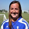 #15	Jordan Kinney<br />  	Junior	<br /> Defender 	<br /> Council Bluffs, IA
