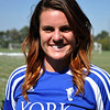 #7	Katelyn Kynion 	<br /> Senior	<br /> Midfielder<br /> 	Olathe, KS