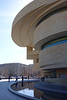 Museum of the American Indian. Best cafeteria on the Mall!