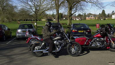 St George's Day Ride, 21 Apr 2013