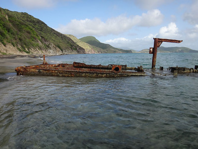 Ever since the colonial navies waged major sea battles in medieval times, there have been wrecks littering the seabed and coast. Several modern wrecks are accessible from the beaches.