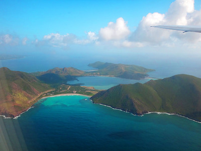 My favourite place on St Kitts is the awesome southern peninsula. The Caribbean islands are volcanic, and here you can see the flooded crater of one of the old volcanos.