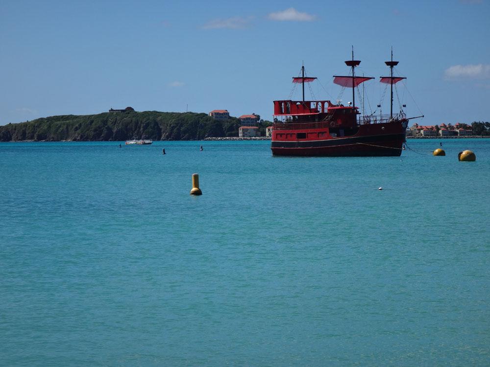 Great Bay pirate ship