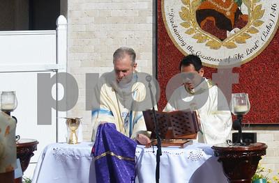 St. Peregrine Mass February