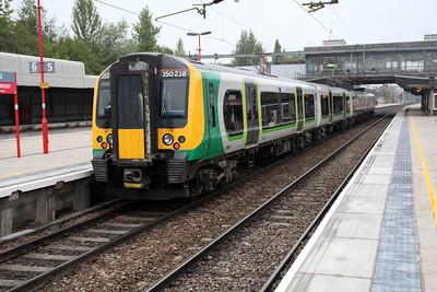 London Midland 350238.