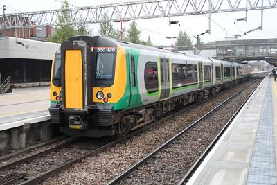 London Midland 350128.