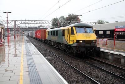 90049 1518/4m81 Felixstowe-Crewe.
