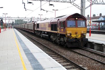 66008 1323/6o42 Halewood-Southampton.