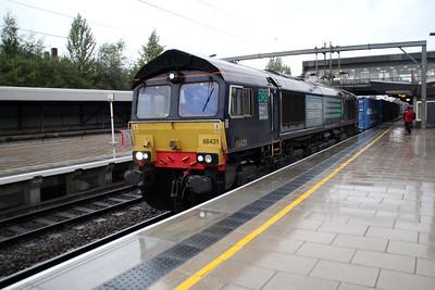 66431 1555/4m44 Mossend-Daventry.