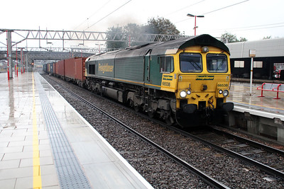 66538 1529/4m28 Southampton-Ditton.